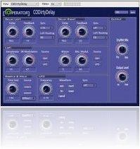 Plug-ins : DelayPack Universal Binary for OS X - macmusic