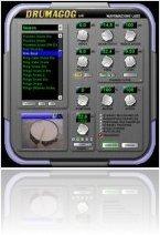 Plug-ins : Drumagog v4.08b - macmusic