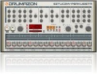 Virtual Instrument : Drumazon emulation - macmusic