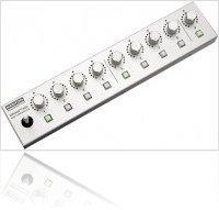 Computer Hardware : Kenton unveils new MIDI controller - macmusic