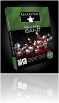 Virtual Instrument : Garritan Marching Band - macmusic