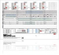Music Software : Gleetchplug Design announces MiniTAPE - macmusic