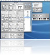 Music Software : A free editor for the TX7 expander - macmusic