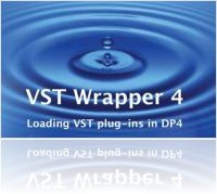Plug-ins : VST Wrapper 4 for DP users - macmusic