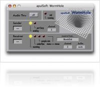 Plug-ins : WormHole 1.0 transmits audio via TCP/IP - macmusic