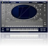 Virtual Instrument : VirSyn Cube version 1.5 - macmusic