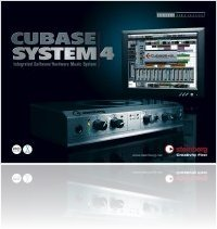 Music Software : Cubase System|4 - macmusic