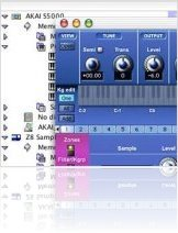 Music Software : AK.SYS for MAC OSX - macmusic