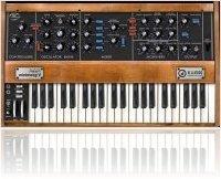 Virtual Instrument : Minimoog demo available - macmusic
