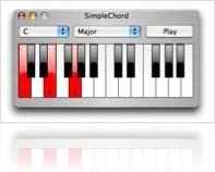 Music Software : SimpleChord Updated to v1.5 - macmusic