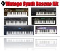 Misc : Vintage Synth Rescue Kits: Manuals and Patches Save Your Synth - macmusic