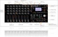 Informatique & Interfaces : Le Contrôleur MIDI Bitstream 3X annoncé pour l'été 2004 - macmusic