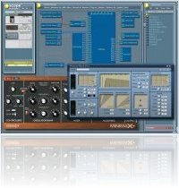 Music Software : [UPDATED] SFP 4 by Creamware - macmusic