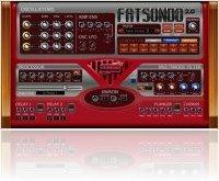 Plug-ins : Fatsondo virtual instrument as AudioUnit - macmusic