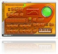 Plug-ins : Musik Messe: Prosoniq and Orange Vocoder 3 - macmusic
