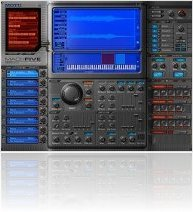 Music Software : 1.08 MachFive Update; Essential for Pro Tools 6.4 - macmusic