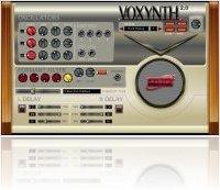 Plug-ins : Voxynth 2.0 (AU): Vocal Synthesis - macmusic