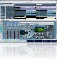 Logiciel Musique : Maj Logic Pro 6.4.2 - macmusic