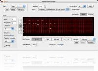 Music Software : Pattern Sequencer Beta - macmusic