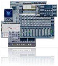 Logiciel Musique : Cubase SL en 2.2 aussi - macmusic