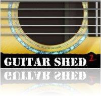 Logiciel Musique : Guitar Shed version 2.5 - macmusic