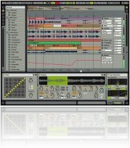Music Software : Ableton Announces Live 4 - macmusic