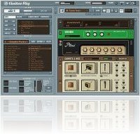 Music Software : Guitar Rig 1.1 - macmusic
