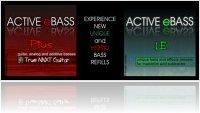 Logiciel Musique : Active eBass Plus - macmusic