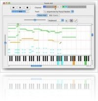 Music Software : Midi Swing 0.1b - macmusic