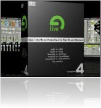 Music Software : Ableton Live 4 is born !! - macmusic