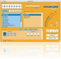 Music Software : DrumCore for OS X - macmusic