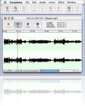 Music Software : Cacophony goes to 1.3.1 - macmusic