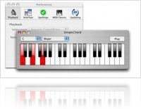 Music Software : SimpleChord Updated to 2.2 - macmusic