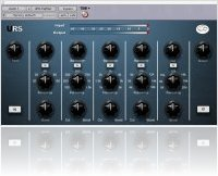 Plug-ins : URS FullTec Program EQ X 1.0 - macmusic