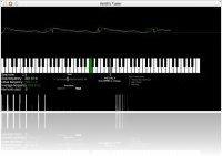 Music Software : Keith's Tuner - macmusic