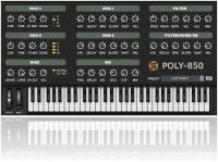 Virtual Instrument : Poly 850 available - macmusic