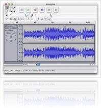 Music Software : Audacity 1.2.2 - macmusic