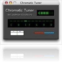 Music Software : Chromatic Tuner 5.0.3 - macmusic