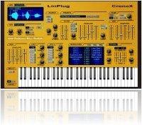 Virtual Instrument : CronoX 2.1.1 - macmusic