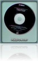 Music Software : AkBrowser 1.0 - macmusic