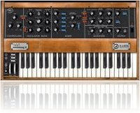 Music Software : Article : Minimoog V Arturia - macmusic