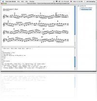 Music Software : Notation with Five Line - macmusic