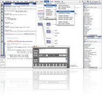 Music Software : Symbolic Composer 5.1 - macmusic