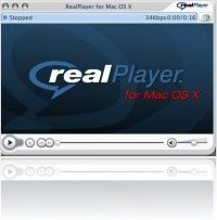Music Software : Real Player OS X - macmusic