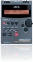 Audio Hardware : Edirol R-1 - macmusic