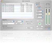 Music Software : Audio Companion 1.0.2 - macmusic