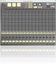 Plug-ins : AU 303 en 1.0.4 - macmusic