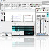 Music Software : XO Wave beta 7 - macmusic