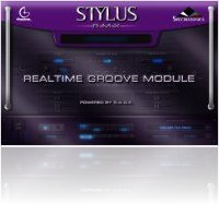 Virtual Instrument : Stylux RMX Groove Module - macmusic