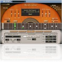Virtual Instrument : RealGuitar AU v1.5.3 - macmusic